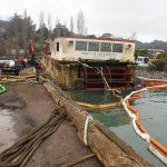 ship wreckage